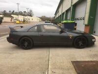 Newly restored Nissan 300ZX