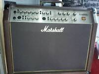 MARSHALL AS1OOAD 100watt AMP PA