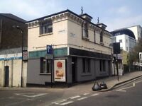Canal side ground floor prime retail/office to let on Kingsland Road, Haggerston, Shoreditch, E2