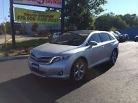 2014 Toyota Venza Limited AWD *Leather *MoonRoof *Reverse Camera