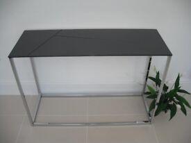 Harveys Ramira Grey Console Table For Sale