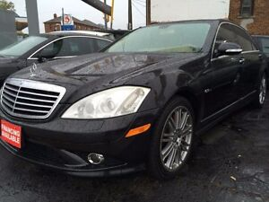 2007 Mercedes S 550 AMG--CERTIFIED- NAVI-- EASY LOAN APPROVALS