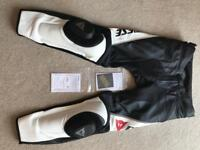 Dainese Delta pro C2 leather trousers