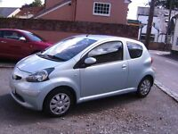 2006 TOYOTA AYGO 1.0 LOW MILES DRIVES WELL