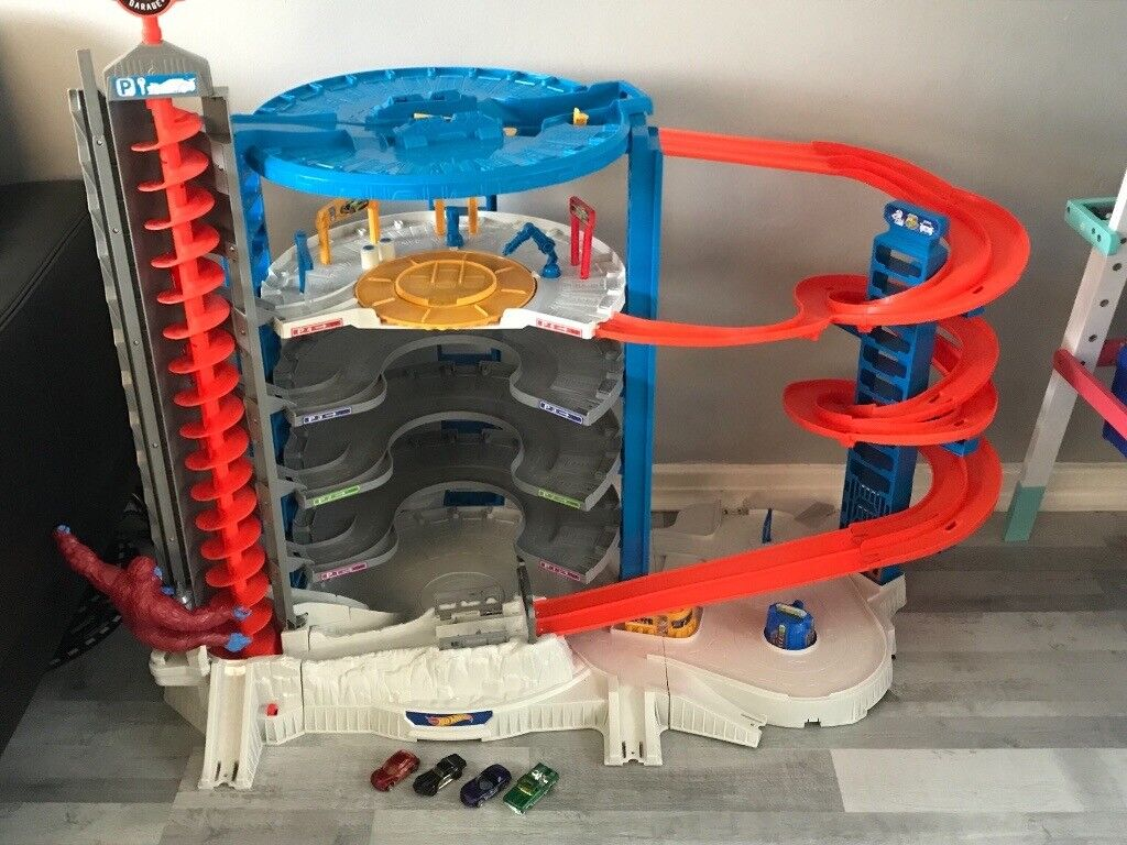 Hot Wheels City Super Ultimate Garage In Houghton Le Spring Tyne