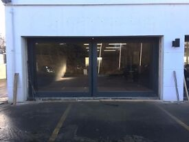 Mahogany Sliding Doors x 6 (2.7m x 2.5m)