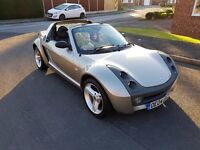 STUNNING FLAPPY PADDLE SMART ROADSTER HPI CLEAR FULL SERVICE HISTORY