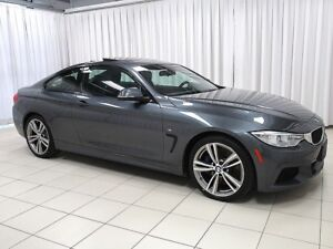 2014 BMW 4 Series 435i x-DRIVE 6-SPEED w/ M PERFORMANCE EXHAUST