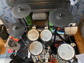Used Roland TD15 electric drum kit, good condition
