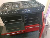1000 red belling all gas range