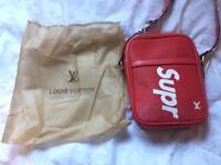 Louis Vuitton x Supreme Messenger / Man Bag - Brand New in Packaging