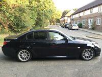 BMW 525d M SPORT AUTO BLACK (535d 530d 520d 320d 330d E220)