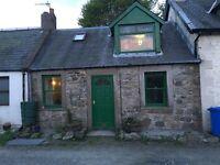 2 Bedroom Terraced Cottage in Leadhills