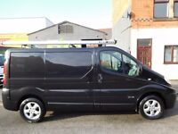 Finance Available & NO VAT! 14 plate Renault Trafic SWB Sport with only 21k from new huge spec (26)