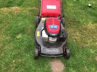 Mountfield SP535 WITH HONDA ENGINE petrol lawnmower