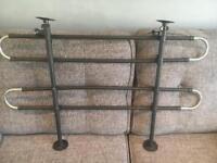 Dog rail