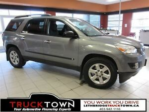2007 Saturn Outlook BEAUTIFUL-AFFORDABLE AWD SUV