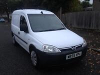 2006 VAUXHALL COMBO 1.3 CDTI DIESEL WITH LONG MOT LOW MILES QUICK SALE