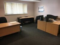 OFFICES AVAILABLE TO RENT IN PRIME LOCATION. JUST OFF M8 BETWEEN GLASGOW & EDINBURGH