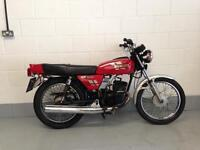 Suzuki gp 100cc 1992 years mot lots of new parts fitted