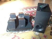 Sony DVD and Surround sound system