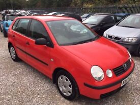 Volkswagen Polo 1.2 E Hatchback 5dr Petrol Manual, 2 KEYS, HPI CLEAR. LOW MILEAGE.