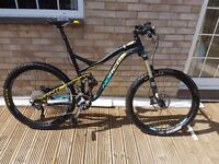 Norco Sight Alloy 7 1.5 650B 2014 Mountain Bike