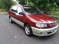 TOYOTA PICNIC 2.2 DIESEL 7.SEATER FULLY LOADED TOP SPEC