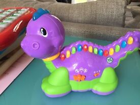 Electronic Lettersaurus by Leap Frog in good condition