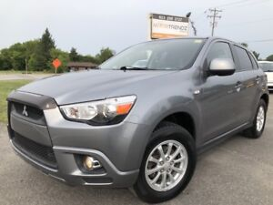 2011 Mitsubishi RVR SE 5-Speed Manual with Alloys, Bluetooth,...