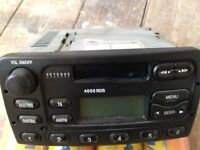 Audio Cassette and Radio Player for car or van