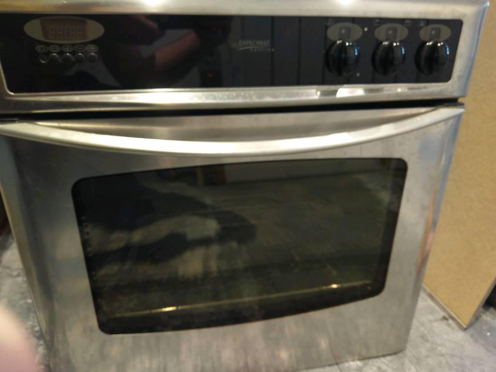 diplomat softline electric oven manual
