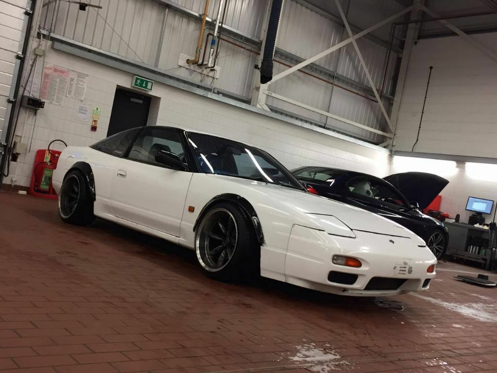 1992 nissan 200sx s13 forged 320hp in maidstone kent. Black Bedroom Furniture Sets. Home Design Ideas