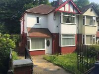 Large rooms To let house share Manchester