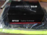 Workboots(black/steel toecap etc),motorway jacket and fleece.....ideal for winter. Bargain