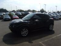 2012 62 NISSAN JUKE 1.5 ACENTA SPORT DCI 5D 110 BHP **** GUARANTEED FINANCE ****