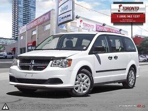 2016 Dodge Grand Caravan ***CANADA VALUE PACKAGE***