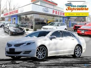 2015 Lincoln MKZ Reserve  ~ AWD, moonroof, Wood package