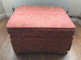 DFS large foot stool