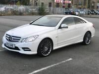Mercedes-Benz E Class 2.1 E220 CDI BlueEFFICIENCY Sport 7G tronic plus 2dr