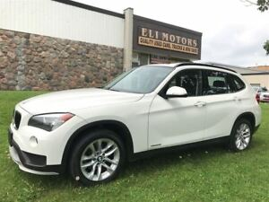 2015 BMW X1 xDrive 128i.PREMIUM PKG.TECHNOLOGY PKG.NAVIGATION.