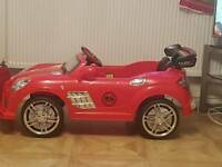 Racing car good condition with remote