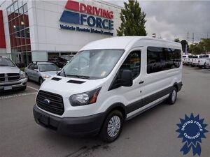 2015 Ford Transit Wagon XL 15 Passenger