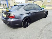 2008 Bmw 335 320se m sport 19 inch spider full red leather angel eyes xenon mint priced to sell px