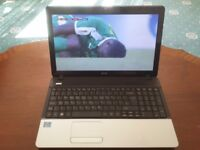 Acer Travelmate laptop for sale 500gb hard drive, 4gb memory, i5 processor win10