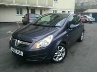 2007 Vauxhall Corsa 1.3 cdti sxi 87K ON THE CLOCK