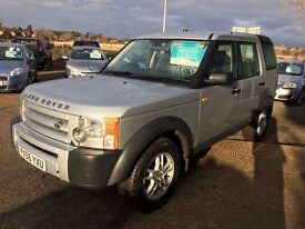 LAND ROVER DISCOVERY 3 2.7 TD V6 (5 ST) - FINANCE AVAILABLE