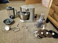 Kenwood Prospero Stand Mixer + Food Processor & Blender