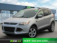 2014 Ford Escape SE REDUCED | 4X4 | BACK UP CAM | HEATED SEATS