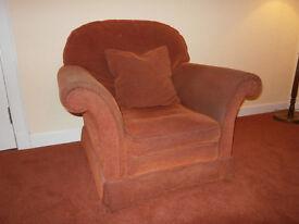 Quality single armchair